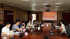 贵州护理职业技术学院党委书记黄亚励带队到我院考察座谈