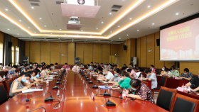 安顺市人民医院召开会议对新冠肺炎疫情防控工作进行再部署