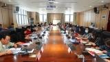 安顺市人民医院召开2021年全面从严治党工作会议
